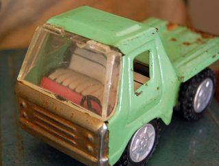 Truck_pinkseat
