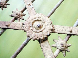 Iron-gate