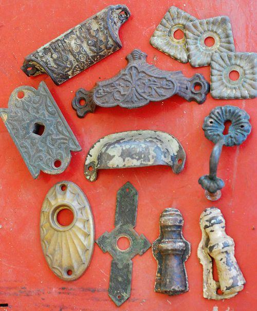 Brass_lock_handles