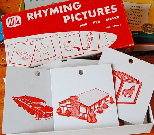 Rhyming-pictures-flashcards