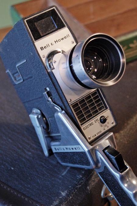 Bell-howell-camera