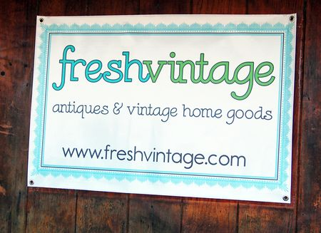 Freshvintage-sign