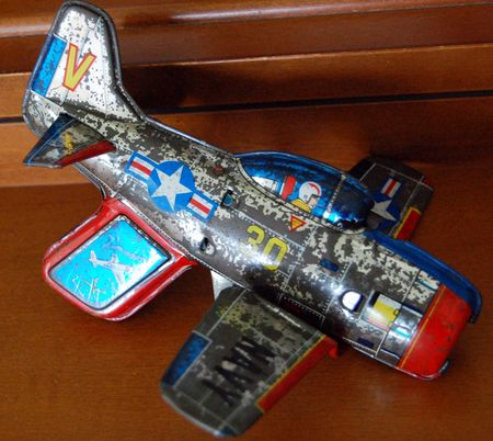 Navy-plane
