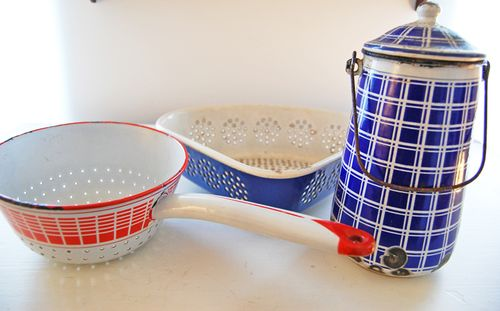 Enamelware-french