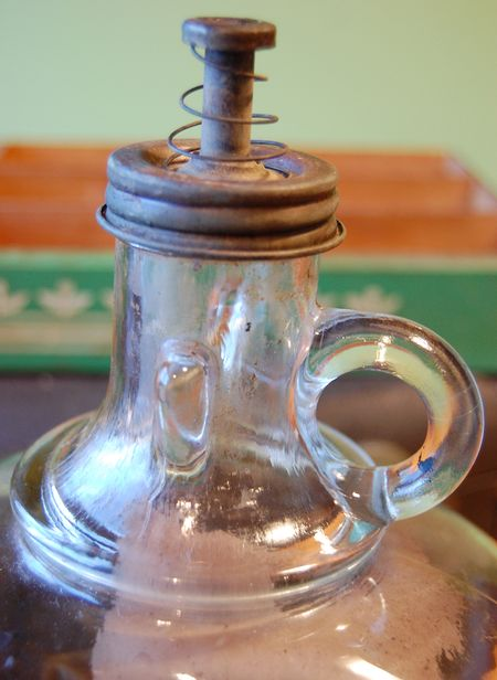 Kerosene-stove-bottle
