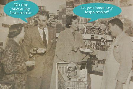 Ham-store-talkies