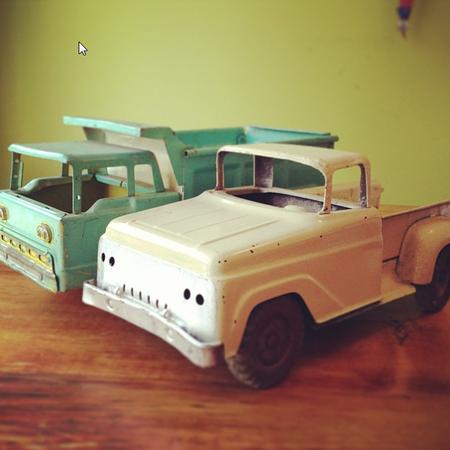 Vintage-trucks