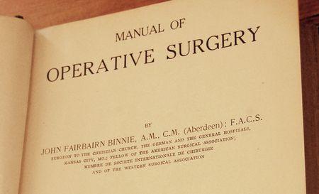 Operative-surgery