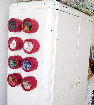 Buttonsoncabinet